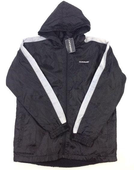 Donnay fekete fiú sportos kabát f95d9614ae