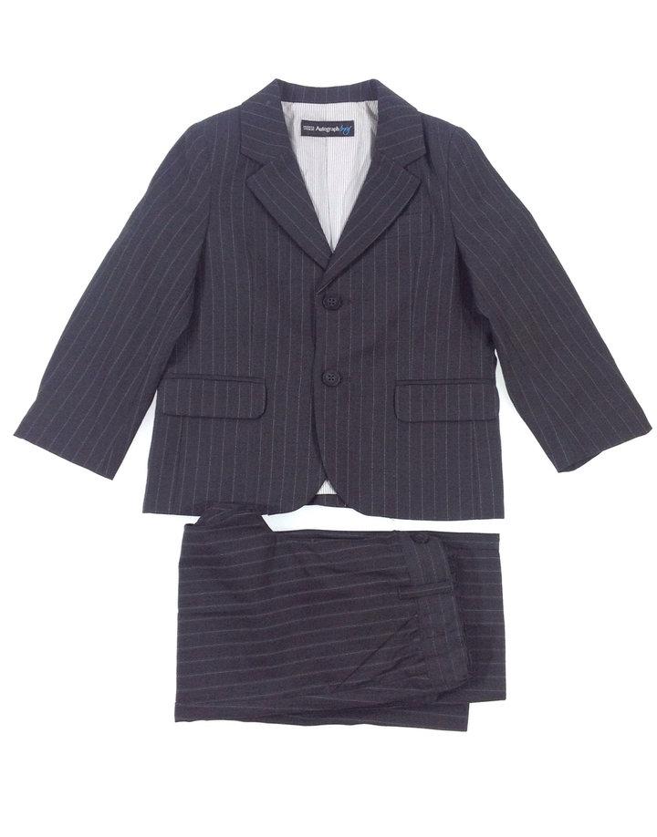 b3ac2454eb Marks&Spencer csíkos kisfiú öltöny | Gyerekruha Klub