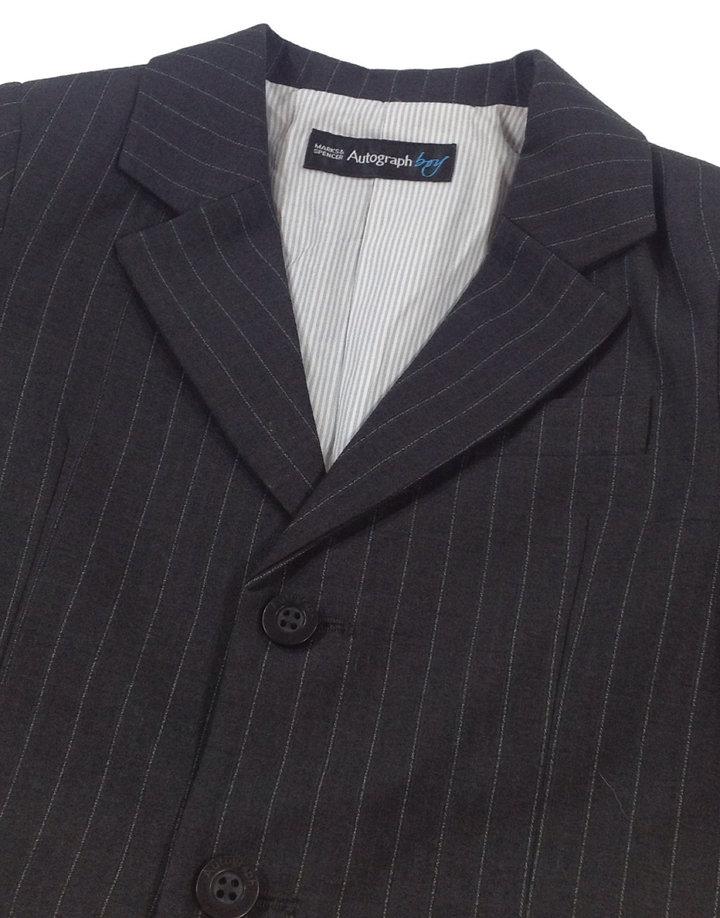 6884a0566b Marks&Spencer csíkos kisfiú öltöny Marks&Spencer csíkos kisfiú öltöny ...