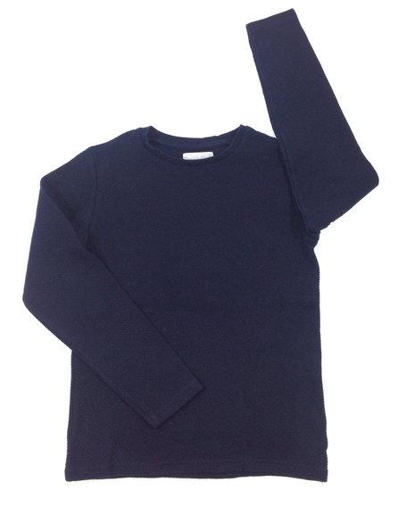 Next sötétkék kisfiú pulóver 3ab574b801