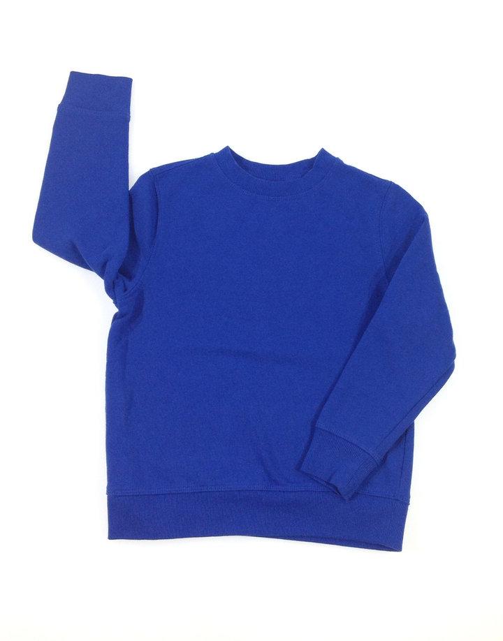 F F kék kisfiú pulóver  67341f7228