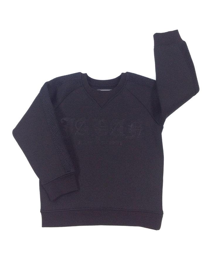 74547a3b15 Matalan feliratos kisfiú termo pulóver   Gyerekruha Klub