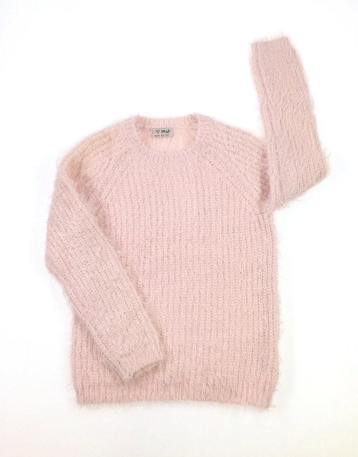bc131c3b01 Next rózsaszín kislány pulóver | Gyerekruha Klub