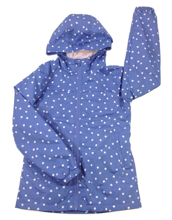 Next pöttyös kislány átmeneti kabát  8b5ec75129