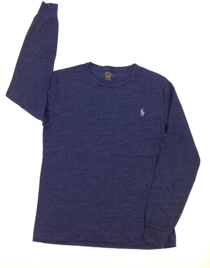 792f0ecc07 Ralph Lauren szürkéskék fiú felső | Gyerekruha Klub