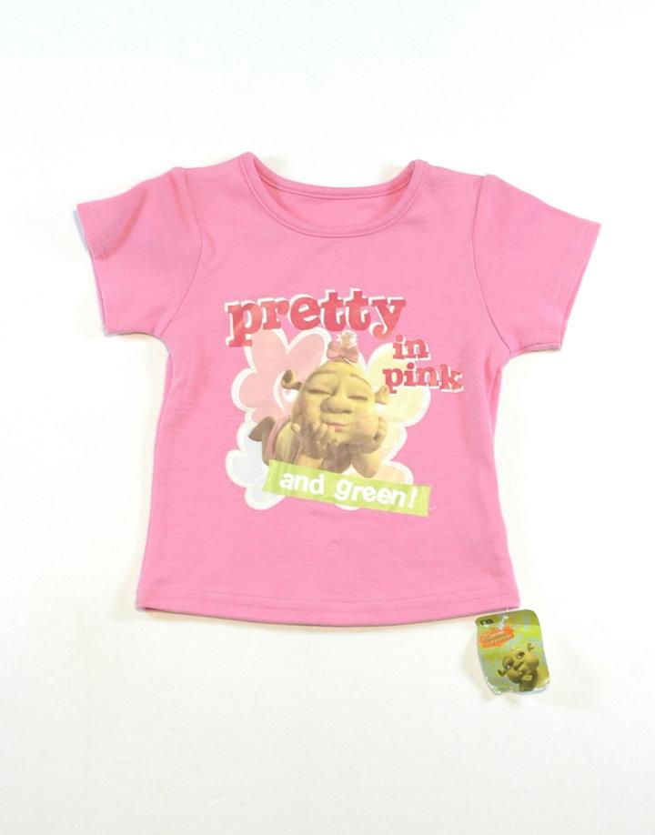 Shrek mintás póló