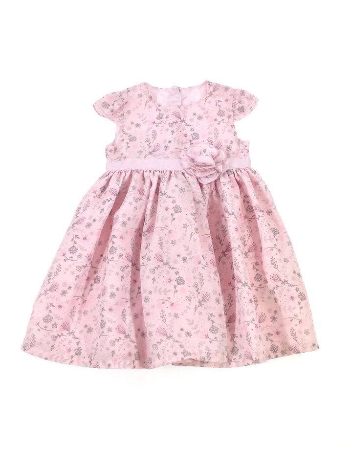76db4962d0 George rózsaszín baba alkalmi ruha | Gyerekruha Klub ?