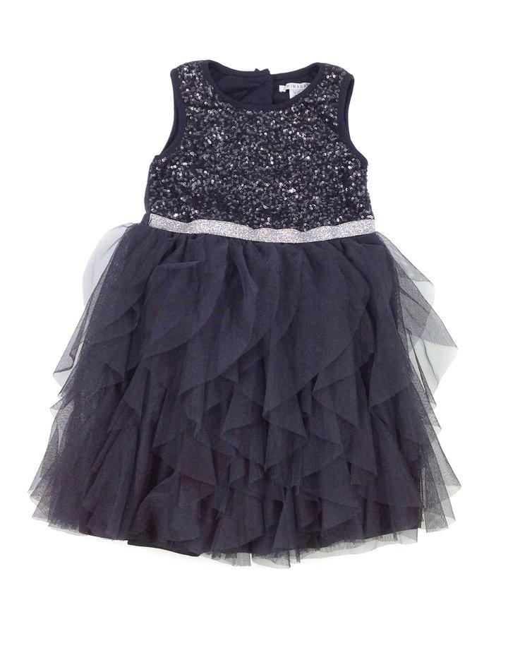 19150e648 Primark sötétszürke kislány alkalmi ruha