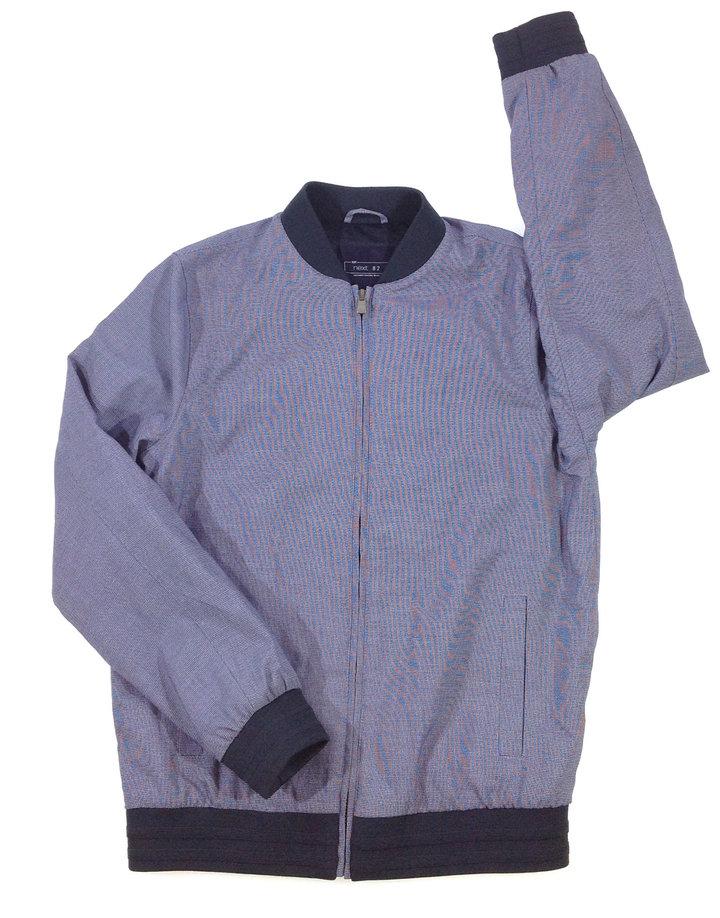 Next kék vékony fiú kabát  595fa908a0