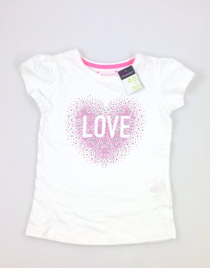 abc80c5d61 Primark szívecskés kislány póló | Gyerekruha Klub