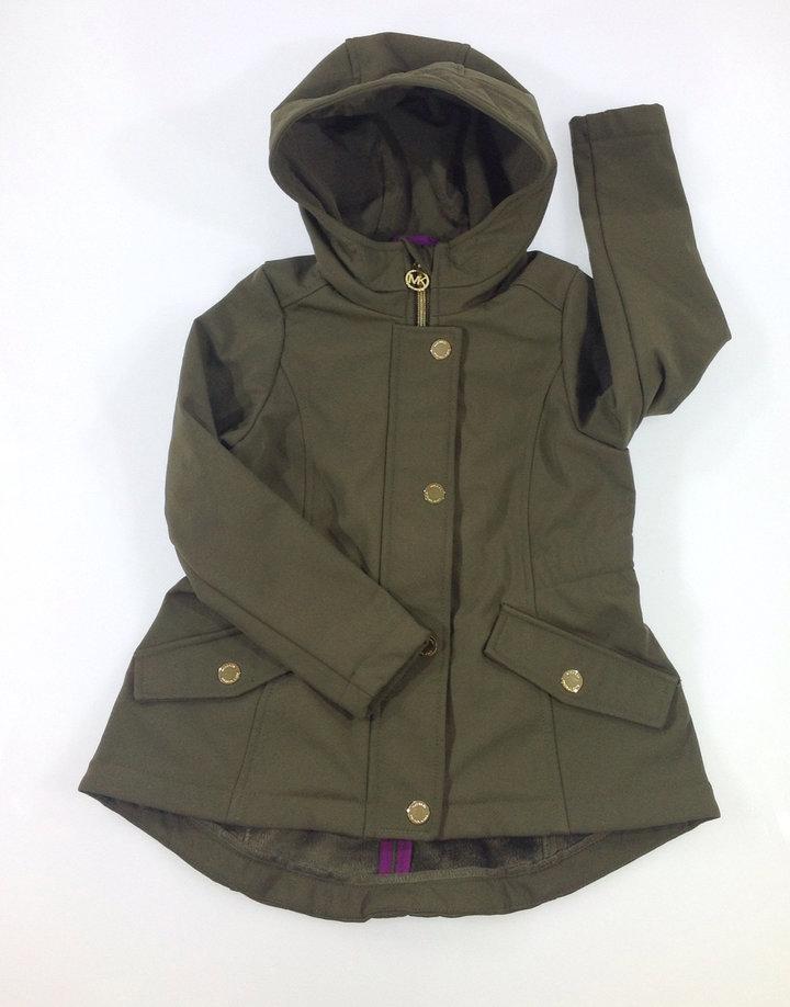 Michael Kors zöld kislány kabát  dec6a0ec42