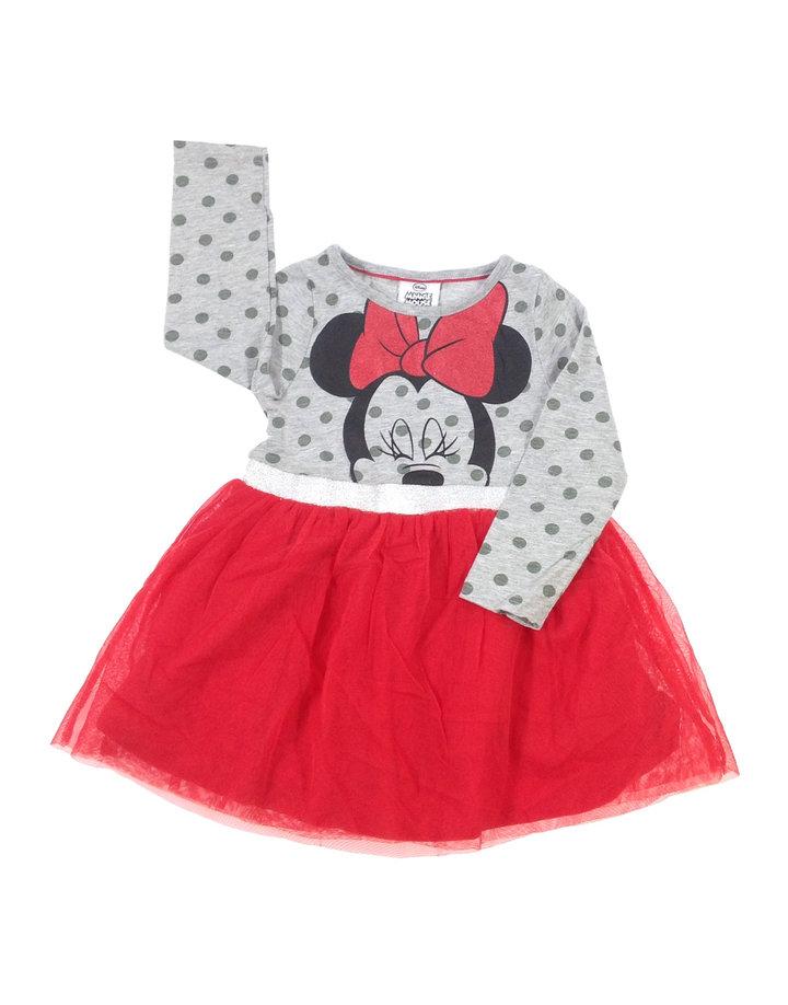 Disney Minnie Egér mintás kislány ruha  587d7a570d