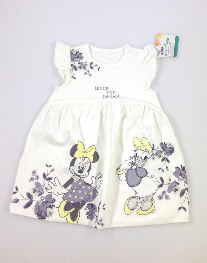 7c860e1e6b Disney Minnie és Daisy mintás kislány ruha   Gyerekruha Klub ?