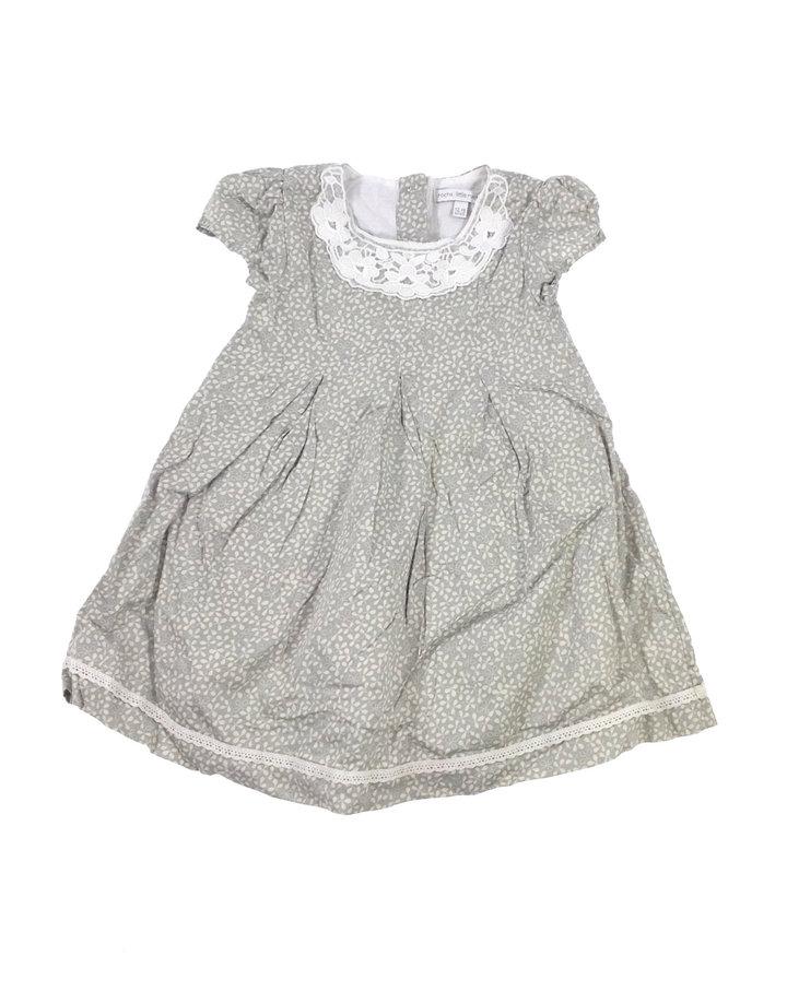 Rocha little rocha apró virág mintás kislány ruha  910f63ed51
