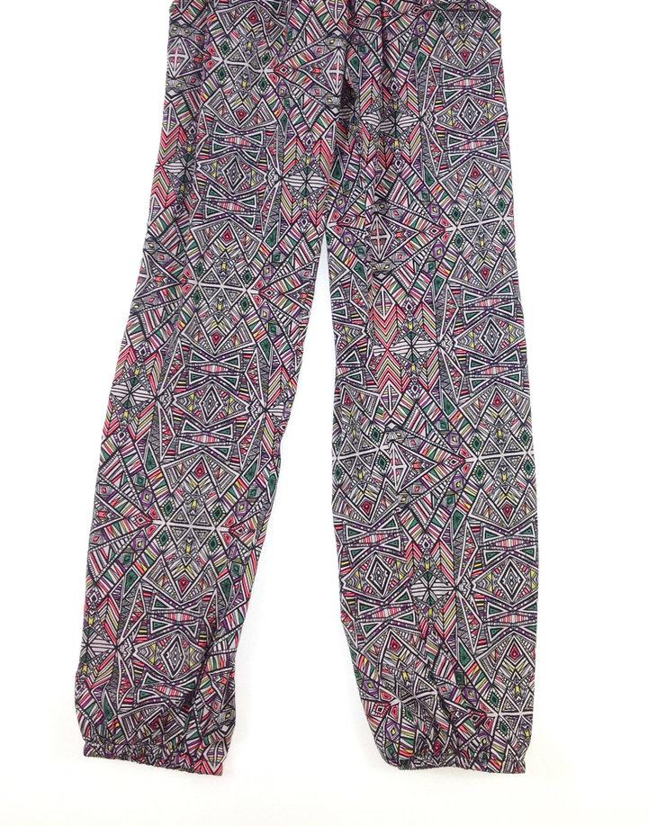 4d82720439 New Look mintás pánt nélküli nadrágos kislány ruha | Gyerekruha Klub