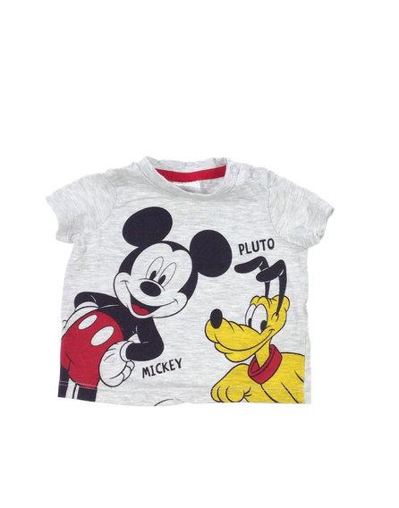 Disney Mickey egér és Plútó mintás baba póló ac6eff5d45