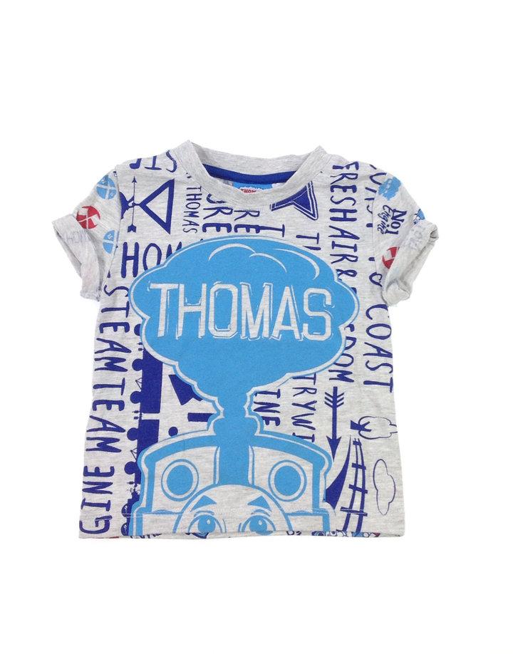 Thomas és barátai mintás kisfiú póló  6f054d1ada