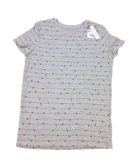 Primark uszony mintás szürke fiú póló 931d6fddea