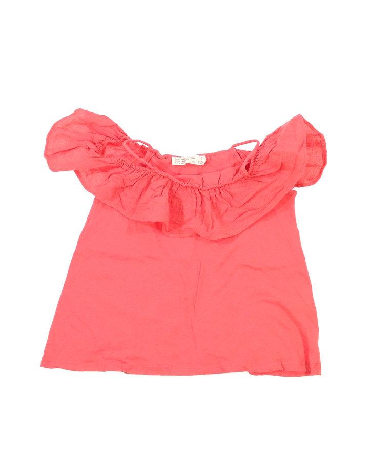 Zara lazac színű kislány top  7e0cdce014