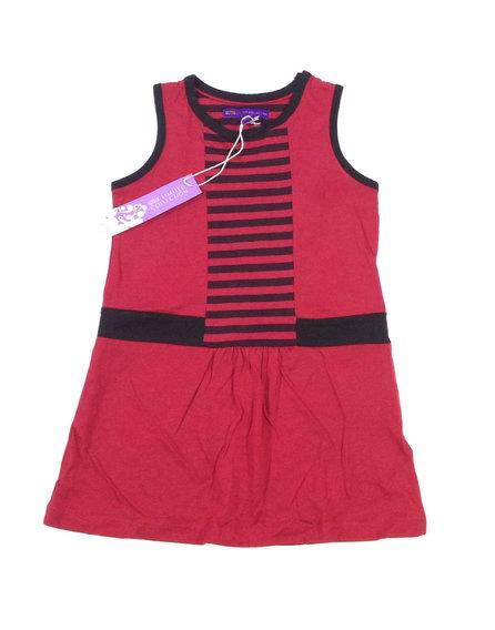 Marks   Spencer csíkos kislány tunika ruha 74eec0900b