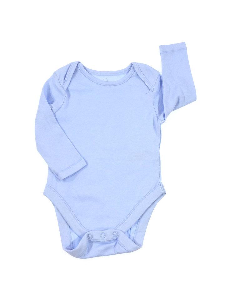 5172b748a3 Early Days kék hosszú ujjú body | Gyerekruha Klub