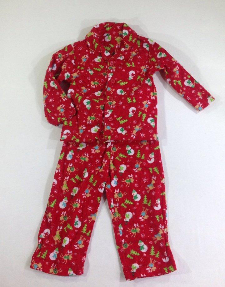 Early days Karácsony mintás baba pizsama