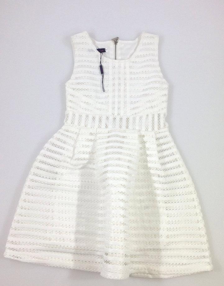 Fanny Look fehér kislány elegáns ruha  207451f0fe