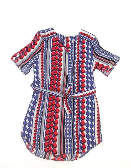 River Island muszlin kislány elegáns ruha bf53cfb350