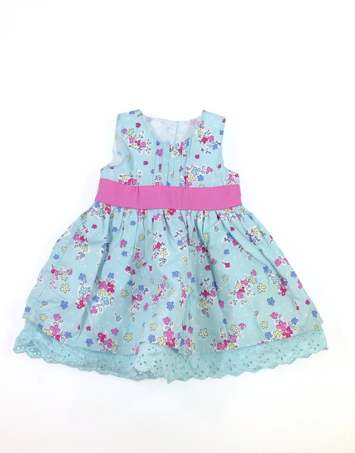 Early days virág mintás baba elegáns ruha  90f08edcdb