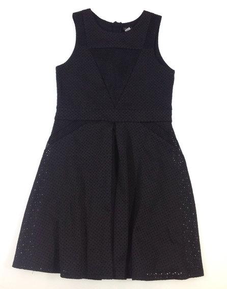 River Island fekete lány elegáns ruha c89500fc02