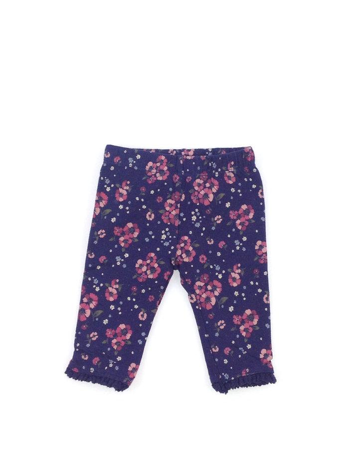 f0ceba7f4c F&F virág mintás baba leggings | Gyerekruha Klub
