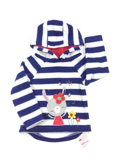 Mothercare nyuszi mintás plüss pulóver 3e2d621a54