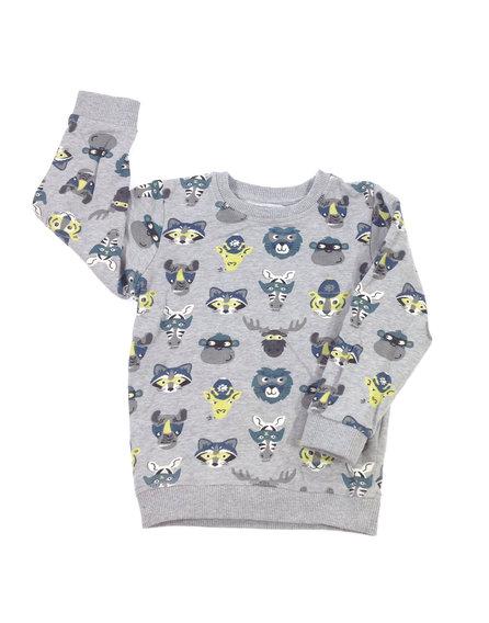 Marks   Spencer állatkás kisfiú pulóver 35ef02284f
