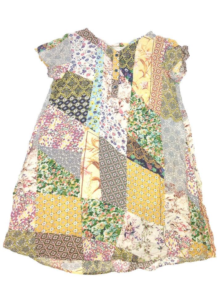 6ce960a468 Zara virág mintás lány ruha | Gyerekruha Klub