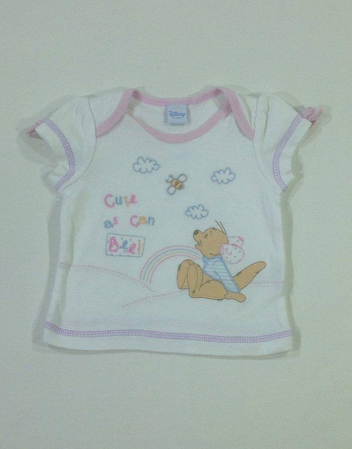 Disney Zsebibaba mintás baba póló