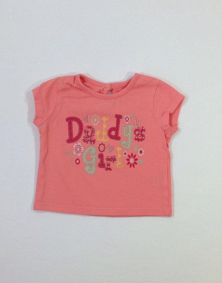 F&F nyomott mintás baba póló