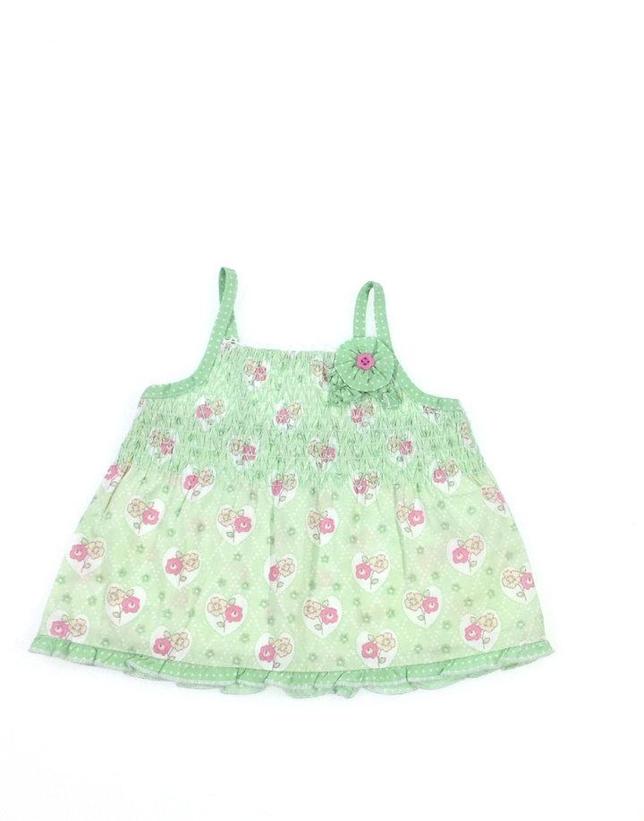 43fe9835de Early Days virág mintás baba felső   Gyerekruha Klub