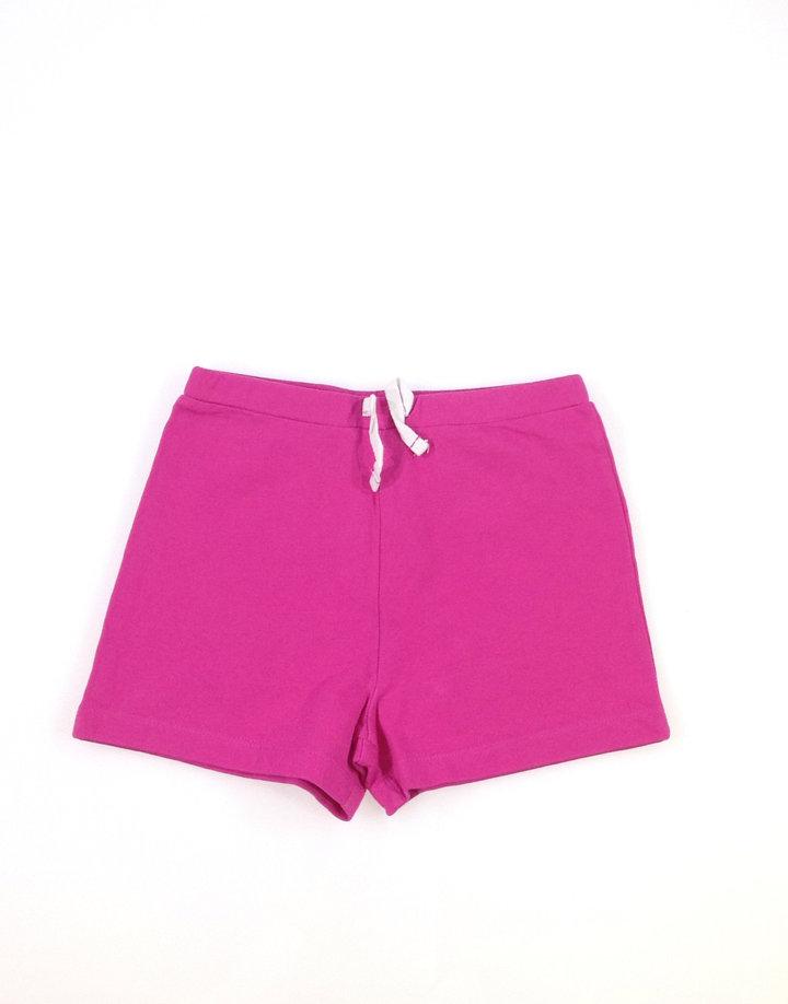 fbd62c3114 George rózsaszín kislány pamut rövidnadrág | Gyerekruha Klub