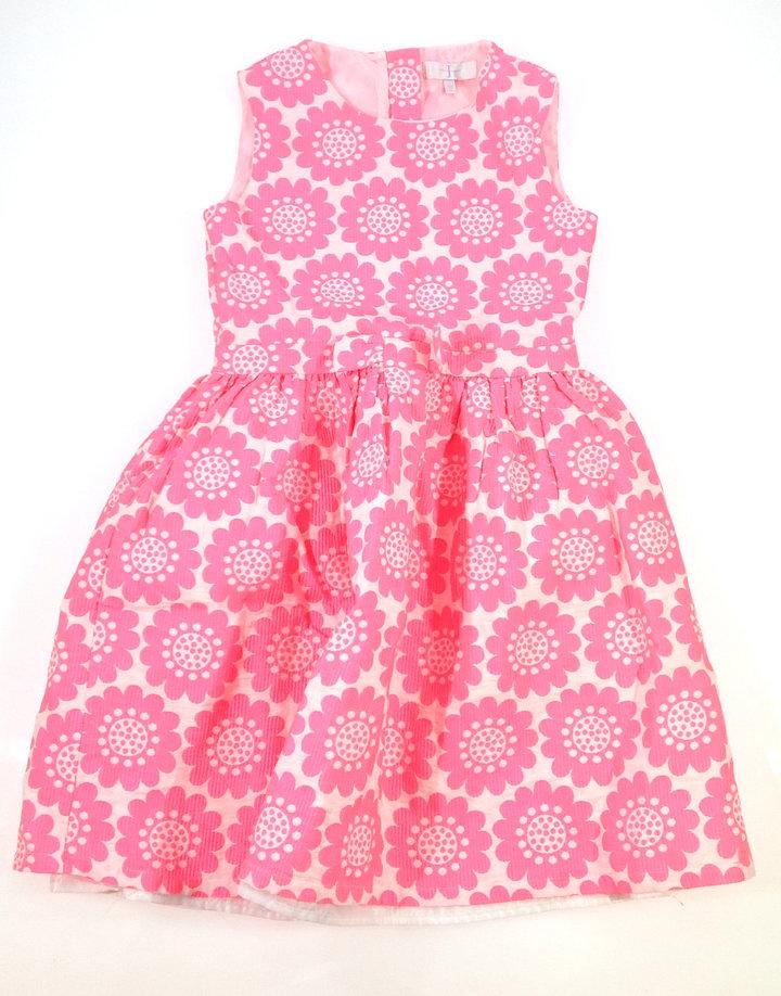 16fae276cd Jasper Conran virág mintás lány alkalmi ruha | Gyerekruha Klub ?