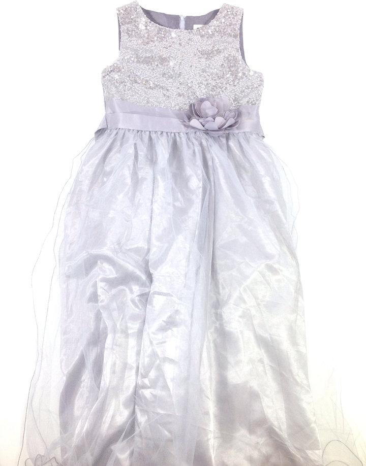 ccde839d0c Top Star szürke kislány alkalmi ruha | Gyerekruha Klub ?