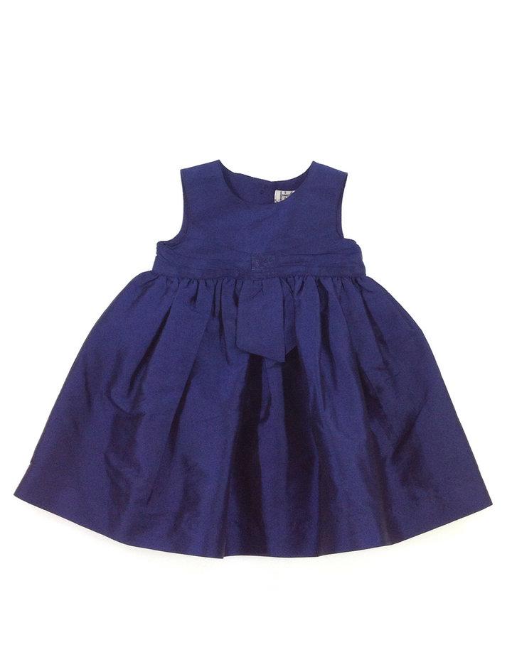 7c016748b8 BHS sötétkék baba alkalmi ruha | Gyerekruha Klub