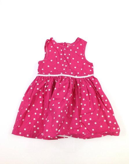 12d808704e YD pöttyös kislány elegáns ruha | Gyerekruha Klub ?