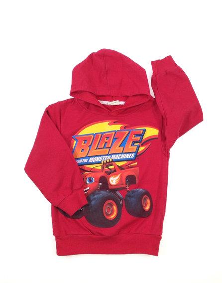 889e4241f8 F&F szürke kötött kisfiú pulóver pólóval ellátva | Gyerekruha Klub