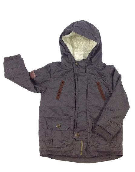 809801d6ae George zöld baba átmeneti kabát | Gyerekruha Klub