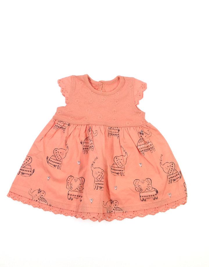 a91c9cd602 George elefánt mintás baba ruha | Gyerekruha Klub