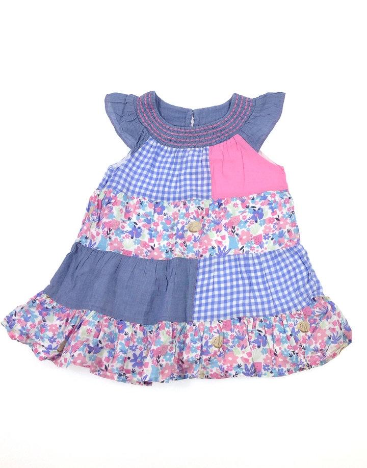 6806147b7e TU bő szabású kislány ruha | Gyerekruha Klub