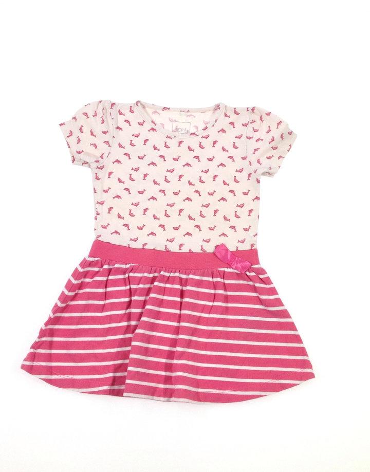 c9e65d8415 Name it delfin mintás kislány ruha | Gyerekruha Klub