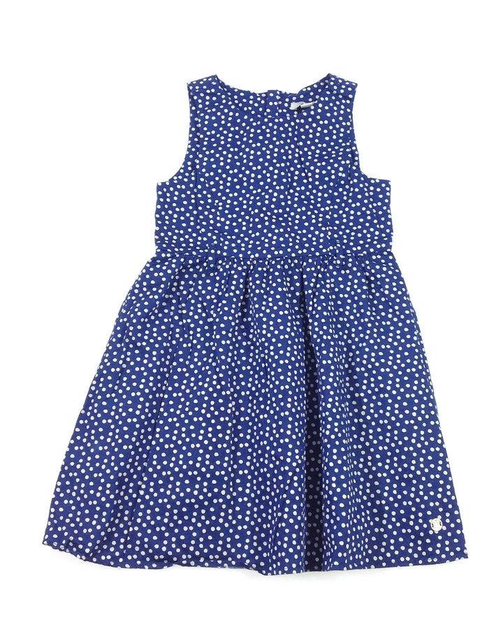 54193dd72d Tom Tailor pöttyös kislány ruha | Gyerekruha Klub ?