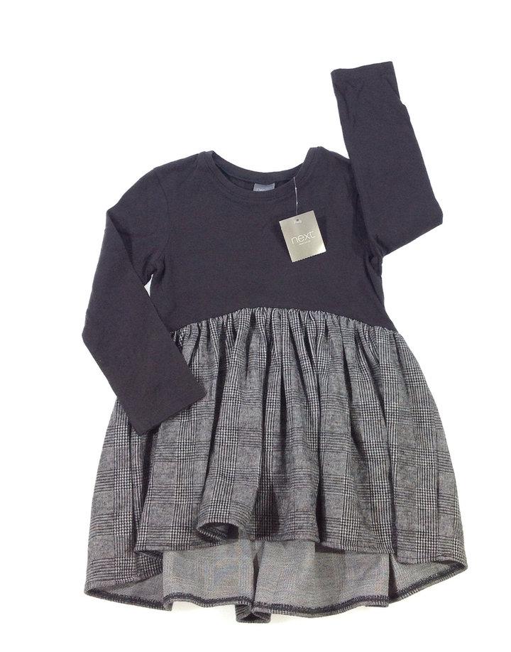 1a5ba37980 Next szürke kislány ruha | Gyerekruha Klub