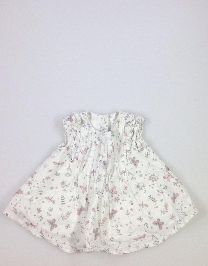 249d1c9693 George pillangó mintás baba ruha | Gyerekruha Klub